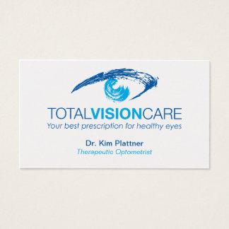 Tarjeta de visitas de TVC #1_Platinum con del