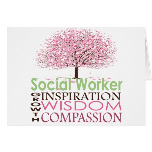 Tarjeta del asistente social