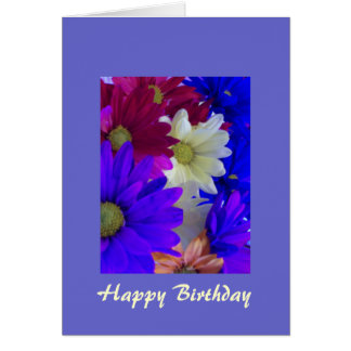 Tarjeta del cristiano del feliz cumpleaños