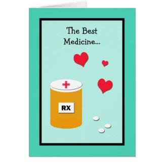 Tarjeta del día de las enfermeras -- La mejor medi