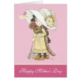Tarjeta del día de madre de Sarah Kay