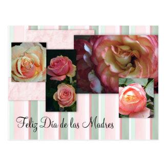 Tarjeta del día de madre/Feliz hispánicos Día de Postal