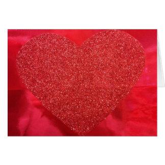 Tarjeta del día de San Valentín Tarjeta De Felicitación