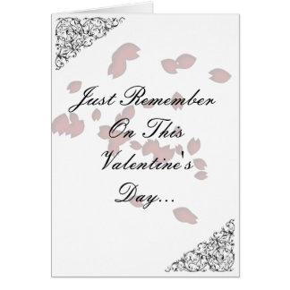 Tarjeta del día de San Valentín Cthulhu