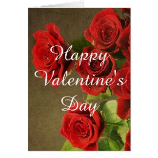 Tarjeta del día de San Valentín de Romantiv