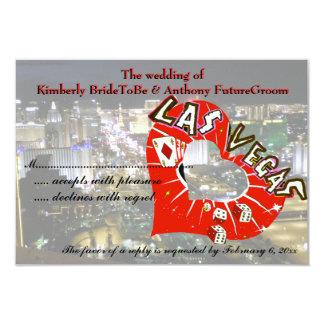 Tarjeta del día de San Valentín de RSVP Las Vegas Comunicado