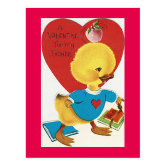 Tarjeta del día de San Valentín del pájaro del Postal