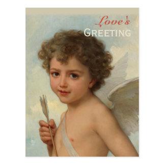 Tarjeta del día de San Valentín del saludo CC0785