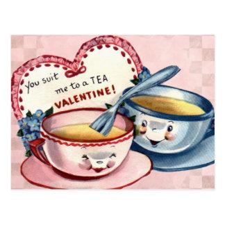 Tarjeta del día de San Valentín para los niños