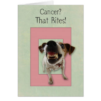 Tarjeta del estímulo del cáncer