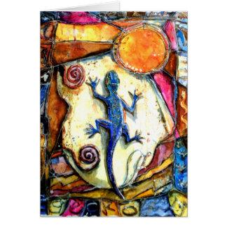 Tarjeta del Gecko de PMACarlson