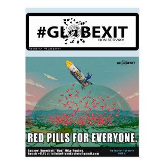 TARJETA del #GLOBEXIT MMRP (colección plana de la
