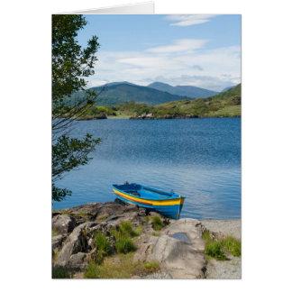 Tarjeta del lago superior, Killarney