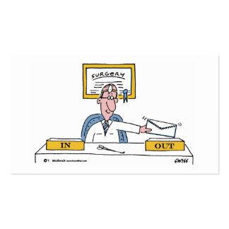 Tarjeta del negocio o de la cita del dibujo animad tarjeta de visita