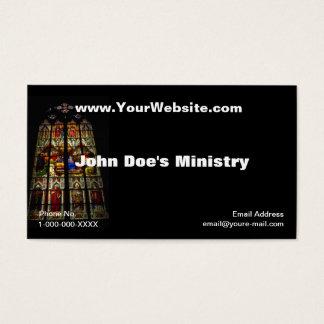 Tarjeta del perfil de Windows de la iglesia