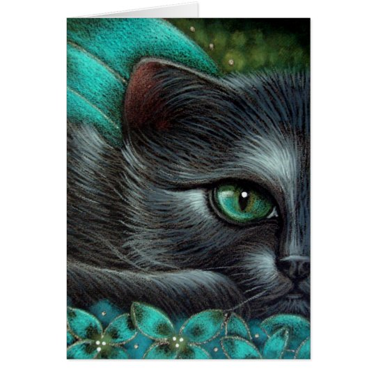 Tarjeta del PERSONALIZAR del CAT 1 de la HADA del