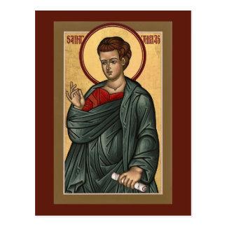 Tarjeta del rezo de St Thomas