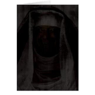 Tarjeta del Sicko de Maria de la hermana