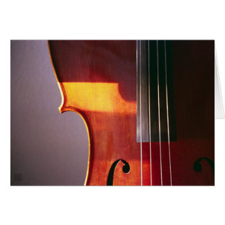 Tarjeta del violoncelo
