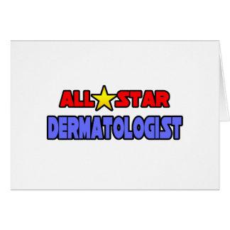 Tarjeta Dermatólogo de All Star