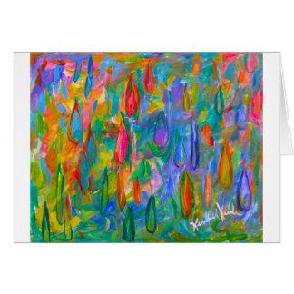 Tarjeta Descensos del color