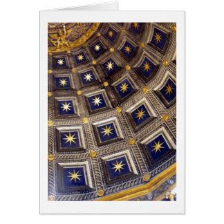 Tarjeta Detalle de la cúpula