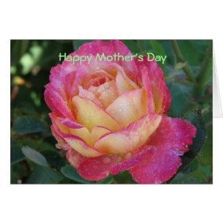 Tarjeta Día de madres