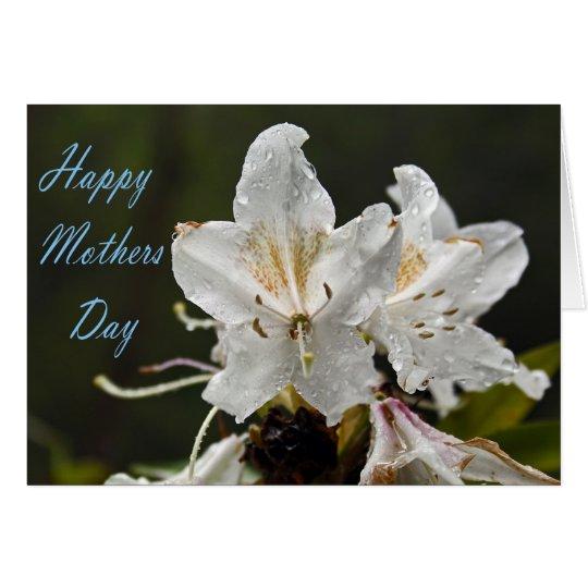 Tarjeta Día de madres feliz
