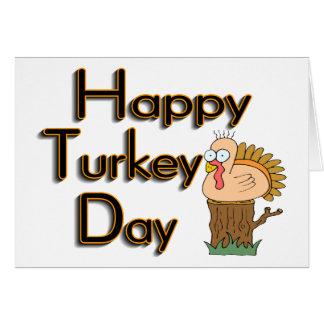Tarjeta Día de Turquía