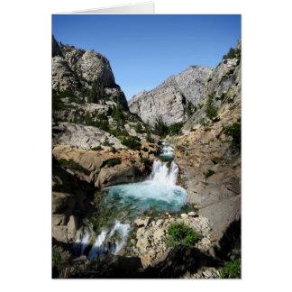 Tarjeta Diablos Washbowl - Sierra