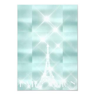 Tarjeta Diamante brillante de Tiffany de las estrellas de