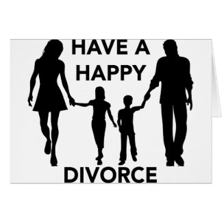 Tarjeta divorcio