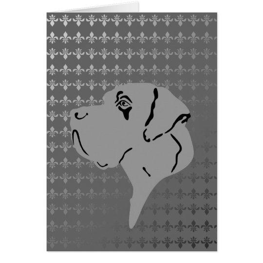 Tarjeta Doggenkarte