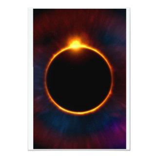 Tarjeta Eclipse solar 2017