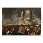Tarjeta Edgar Degas el | la escena del ballet, la ópera de