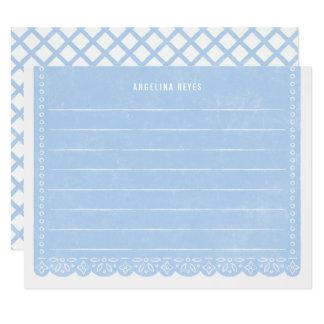 Tarjeta Efectos de escritorio de la bandera del corte del