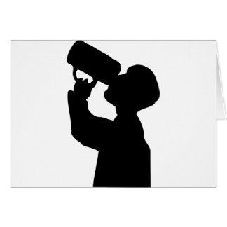 Tarjeta el alcohol más oktoberfest del boozer