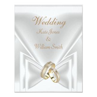 Tarjeta El boda elegante invita