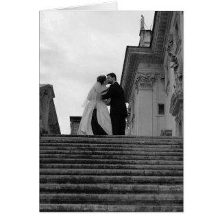 Tarjeta El casarse
