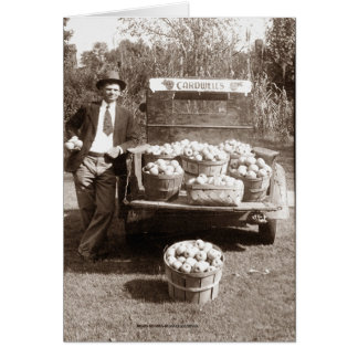 Tarjeta El cultivador de Apple
