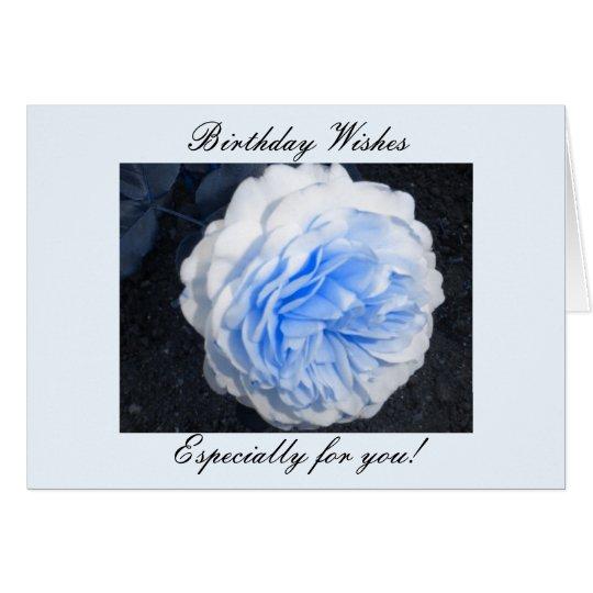 Tarjeta El cumpleaños desea…