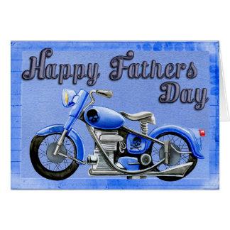 Tarjeta El día de padre feliz