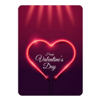 Tarjeta El día de San Valentín