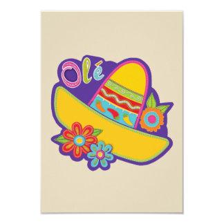 Tarjeta El fiesta tradicional de Cinco de Mayo de los