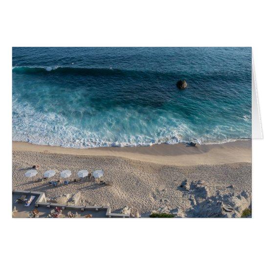 Tarjeta El mar de Cortez