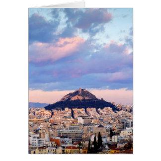 Tarjeta El monte Licabeto