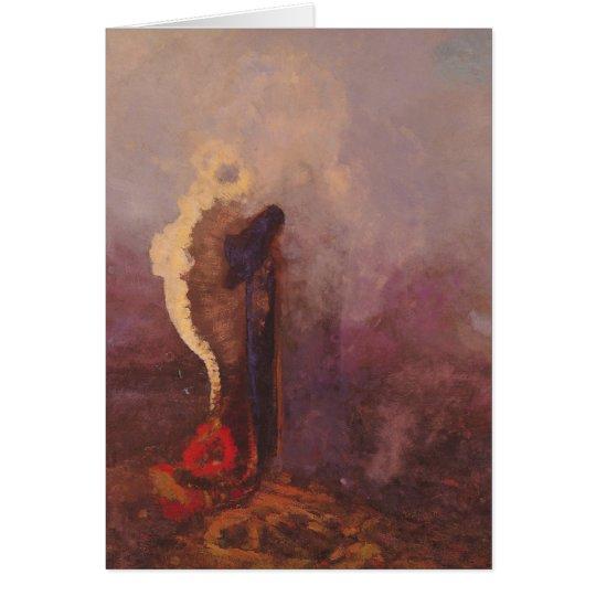 Tarjeta El sueño, 1904