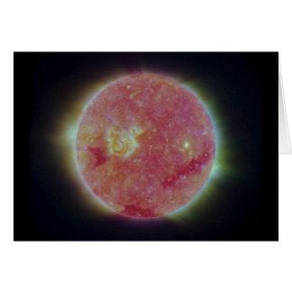 Tarjeta El Sun ultravioleta