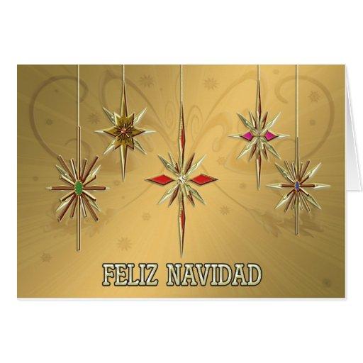 Tarjeta elegante de feliz navidad con los zazzle - Tarjetas de navidad elegantes ...