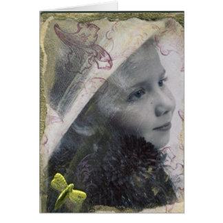 Tarjeta Emilie hermoso Notecard